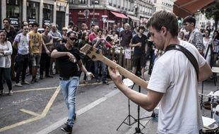 La fête de la musique à Lyon