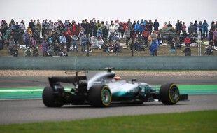 Hamilton et les pilotes de F1 vont enfin retrouver une partie de leur public.