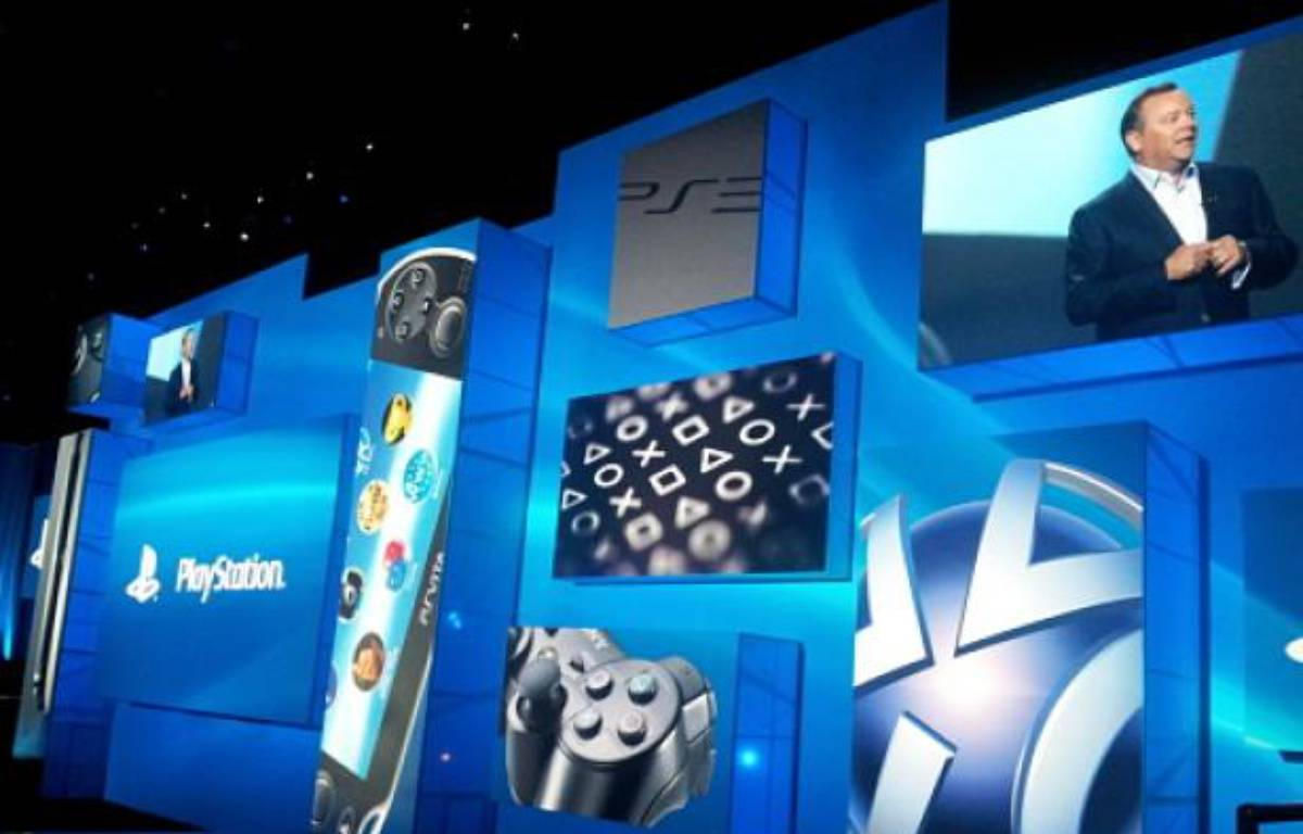 A la conférence E3 de Sony, lundi soir, à Los Angeles. – Joël Métreau / 20 Minutes
