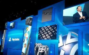 A la conférence E3 de Sony, lundi soir, à Los Angeles.