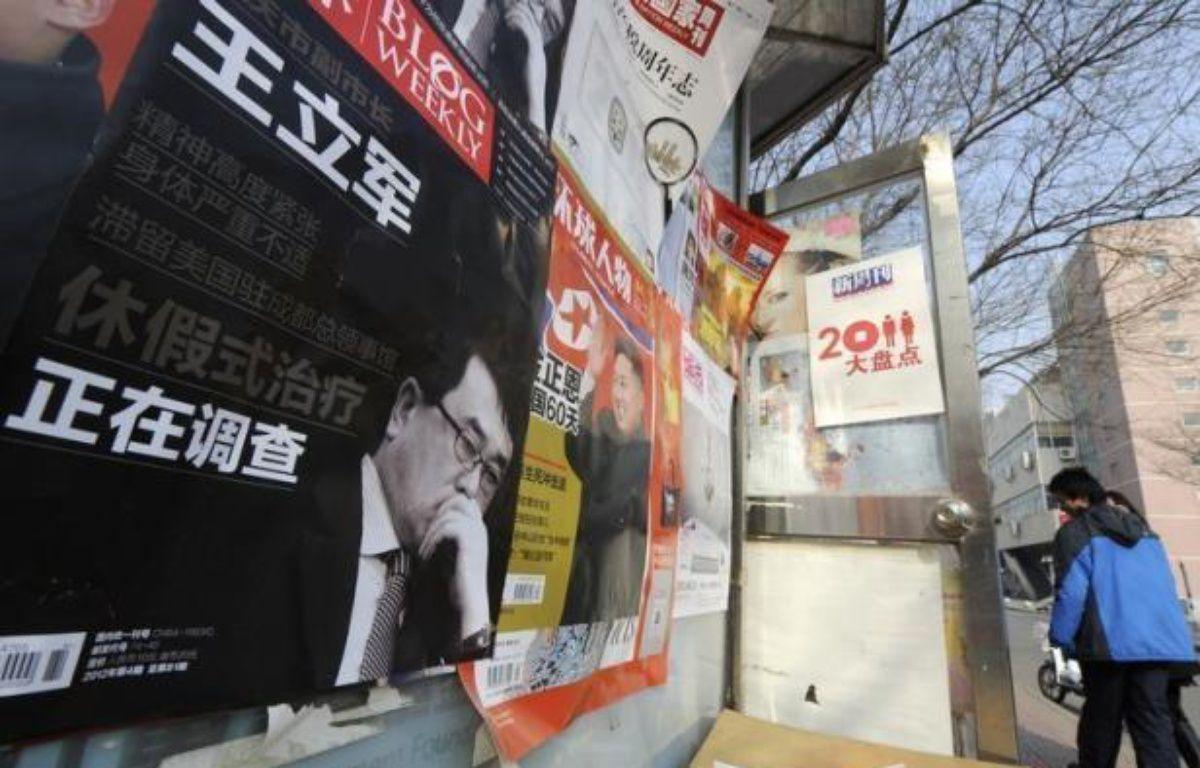 Le chef policier chinois Wang Lijun, ex-bras droit du dirigeant déchu Bo Xilai, sera jugé mardi, son procès inscrivant un nouveau chapitre au retentissant scandale qui ébranle le Parti communiste au pouvoir. – Liu Jin afp.com