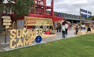 Le Facebook Summer Camp s'installe au parc de la Villette jusqu'au 11 août 2019