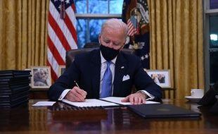 Joe Biden souhaiterait transférer son vélo d'appartement à la Maison Blanche (illustration).