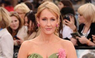 J.K. Rowling, auteure des livres «Harry Potter».