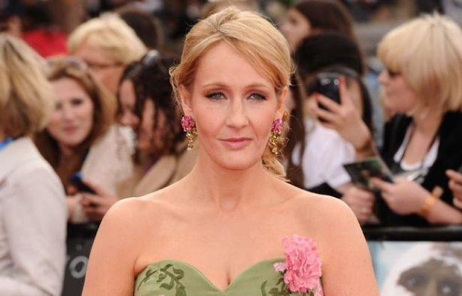 J.K. Rowling, auteure des livres «Harry Potter», insultée sur Twitter.
