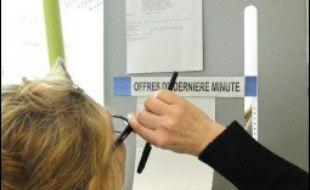 Le nombre d'intentions de contrats nouvelles embauches (CNE) déclarées par les entreprises s'est élevé à 58.000 en janvier en données brutes, portant à 303.900 le nombre de CNE depuis leur création en août, selon l'Acoss (Agence centrale des organismes de securité sociale).