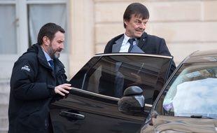 Nicolas Hulot a annoncé sa démission du gouvernement le 28 août 2018.