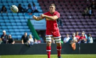 Jamie Cudmore affrontera la France avec le Canada.