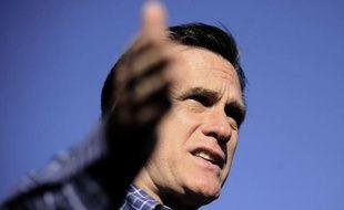Le favori à l'investiture républicaine en vue de la présidentielle de novembre Mitt Romney s'en est pris samedi au président démocrate Barack Obama et à sa politique étrangère qu'il a jugée trop accommodante, à trois jours d'une primaire décisive en Floride.
