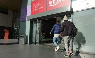 A la rentrée 2018, l'IAE de Nice perdra son master en management du sport.