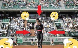 13 reasons why version Serena Williams