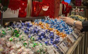 Des voleurs ont cambriolé un chocolatier le soir du réveillon de Noel (illustration).