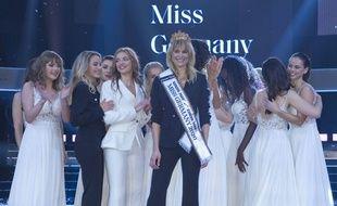 Leonie Charlotte von Hase, mère de 35 ans, est Miss Germany 2020, une petite révolution chez les Miss