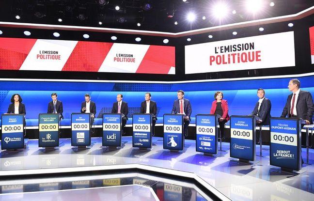 Elections européennes: France 2 organise un débat en deux temps, mercredi soir, entre quinze listes