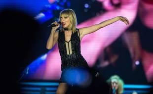 Taylor Swift sur scène le 22 octobre 2016 à Austin (Texas).