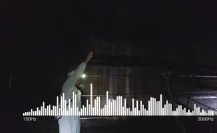 Ils enregistrent l'écho le plus long du monde.
