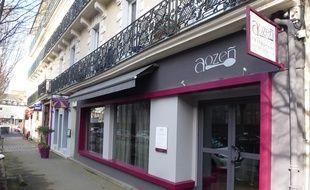 Le restaurant l'Aozeñ, situé rue de l'Arsenal à Rennes.