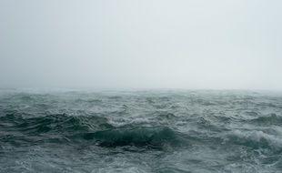 Illustration de la mer.
