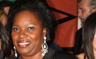 Pascaline Bongo, le 13 décembre 2008 à Los Angeles.