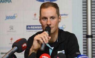 Le Belge Tom Boonen souffre d'une côte fracturée à la suite de sa chute dimanche dernier dans le Tour des Flandres, a annoncé jeudi l'équipe Omega Pharma.