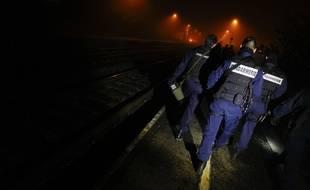 Illustration gendarmerie.