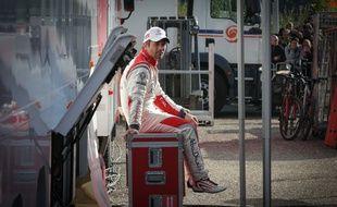 Pour la première fois depuis que le Rallye de France est en Alsace (2010), Sébastien Loeb ne participera pas à l'épreuve. (Archives