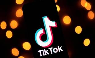 Le logo de TikTok (illustration).