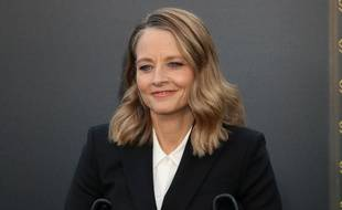 L'actrice et réalisatrice Jodie Foster