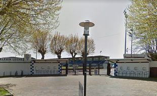 Le stade André Moga de Bègles.