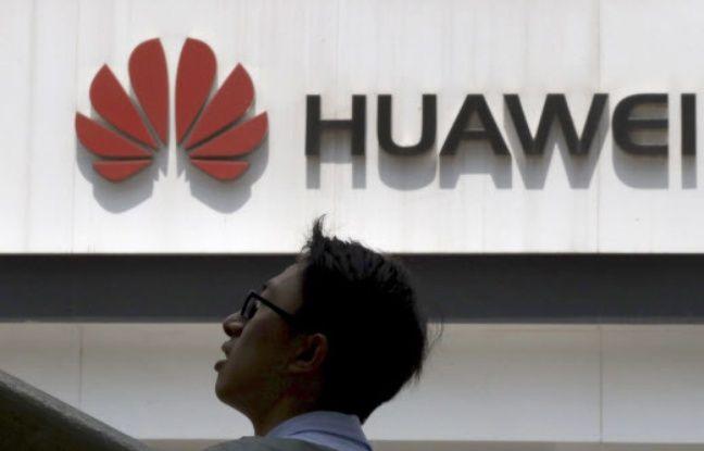 Guerre commerciale: Huawei, victime de Donald Trump, voit plonger ses ventes