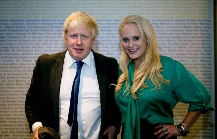Royaume-Uni : Une femme au cœur d'une affaire embarrassante pour Boris Johnson