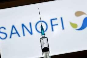 Illustration du groupe pharmaceutique Sanofi.