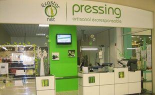 Le premier pressing Ecostarnet a ouvert en 2011.