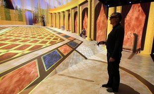 L'Inria et l'Irisa gèrent l'une des plus grandes salles de réalité virtuelle du monde à Rennes.