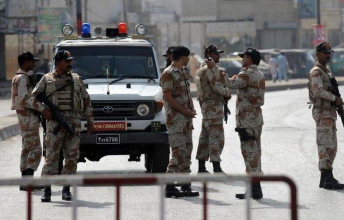 Un important cadre français d'Al-Qaïda, Naamen Meziche, proche de réseaux soupçonnés de vouloir mener des attaques en Europe, a été arrêté au Pakistan. – Rizwan Tabassum afp.com