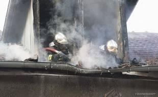 Un individu est décédé ce jeudi dans un incendie d'appartement.