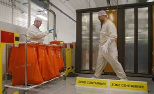 La centrale nucléaire de Gravelines.