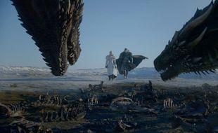 Extrait de l'ultime saison de «Game of Thrones»