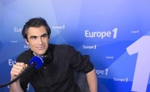 Raphaël Enthoven rejoint la matinale de Thomas Sotto sur Europe 1