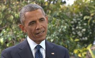 Barack Obama sur CNN, le 1er février 2015.