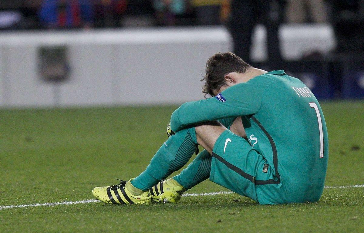Un supporter gabonais du PSG a tué un de ses amis qui le chambrait après l'élimination du club parisien par Barcelone (6-1), mercredi. (Illustration) – SIPA