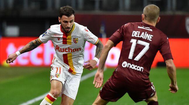 RC Lens- RC Strasbourg: «Rien n'est normal dans ce qui m'arrive», savoure Jonathan Clauss qui découvre la Ligue 1 à 28 ans