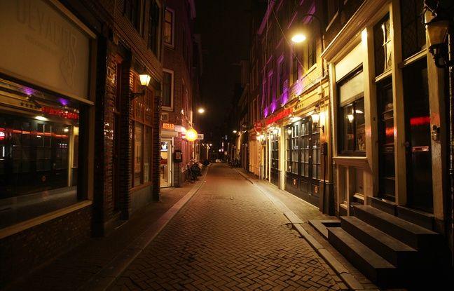 648x415 une rue deserte a amsterdam durant le couvre feu le 23 janvier 2021