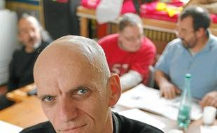 Didier Raynaud, du syndicat Sud PTT.
