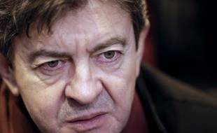"""Jean-Luc Mélenchon, coprésident du Parti de Gauche, a accusé mardi Manuel Valls d'avoir adopté la figure du """"grand réprimeur""""."""