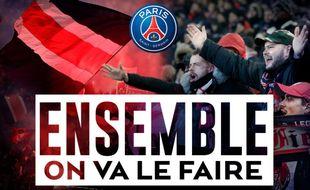 Le PSG veut mobiliser son public avant le match contre le Real.