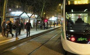 L'agression est survenue vers 23h à la station Commerce de la ligne 1.