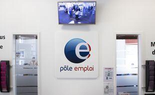 Pole Emploi (Illustration).