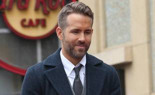L'acteur Ryan Reynolds