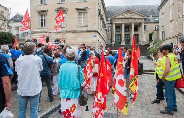 Creuse: Nouveau sursis pour GM&S, Bercy appelle les salariés à accepter l'offre de GMD